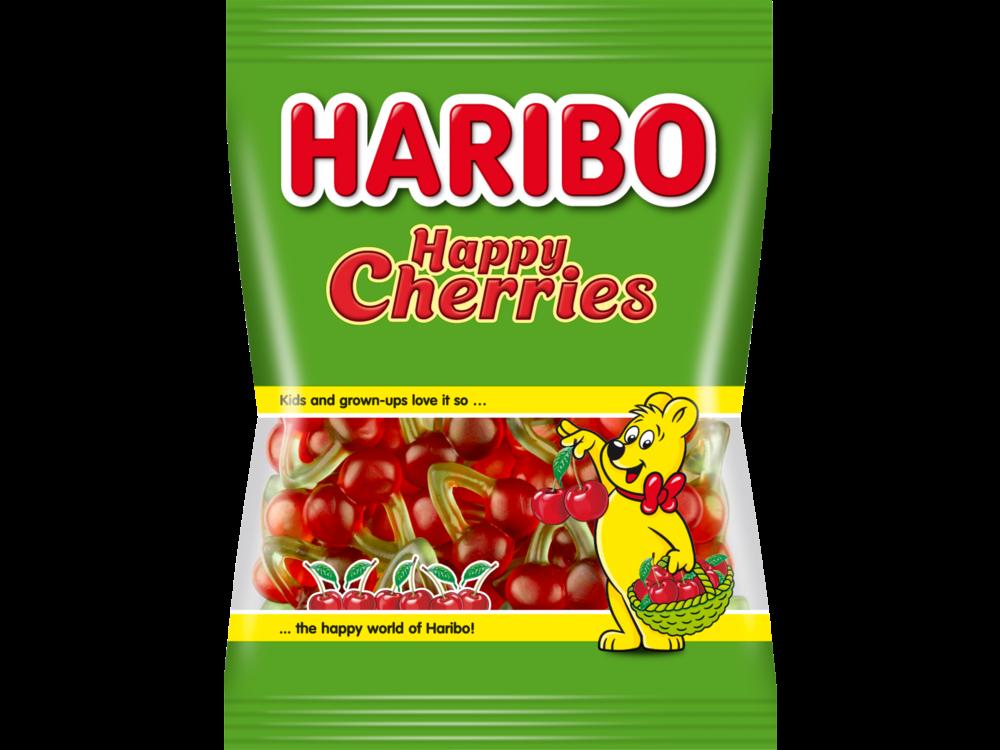 Haribo Haribo Happy Cherries 5oz Bag 12/cs