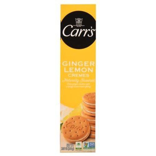 Carrs Carrs Ginger Lemon Cremes