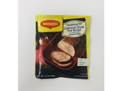 Maggi Maggi Pot Roast Sauerbraten Mix 1.62oz