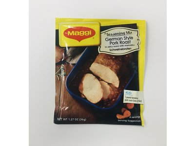 Maggi Maggi Pork Roast (Schweinbraten) mix 1.76 oz
