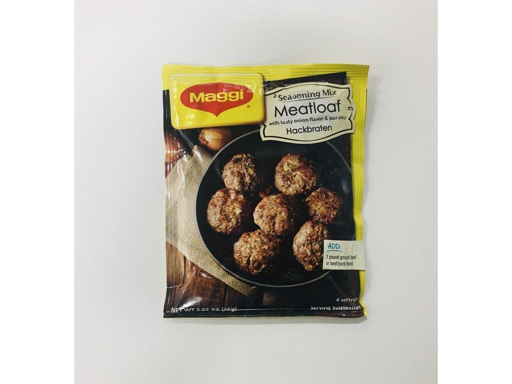 Maggi Maggi Meatloaf Hackbraten mix 3.25oz