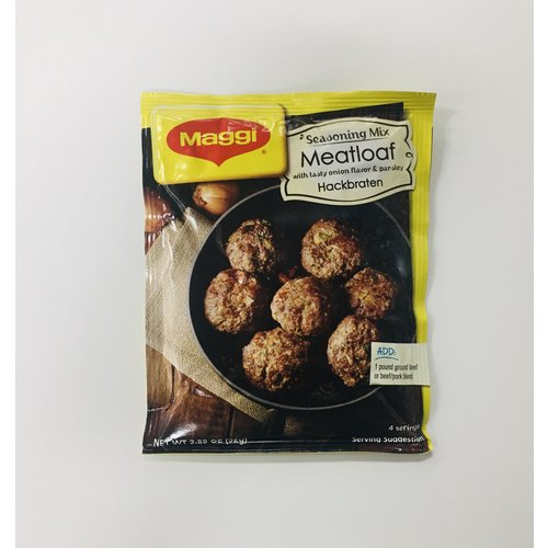 Maggi Maggi Meatloaf Hackbraten mix 3.25oz