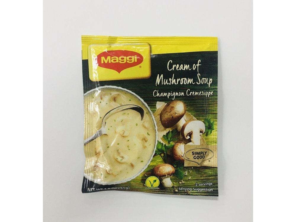Maggi Maggi Cream Of Mushroom Soup
