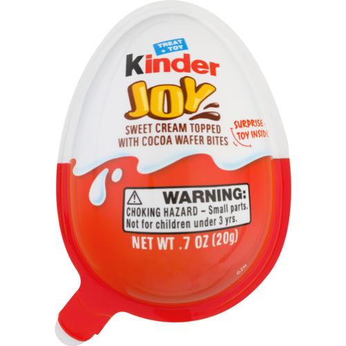 Kinder Joy Egg .7 oz