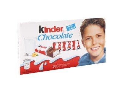 Kinder Creme Filled Chocolate 3.5 oz