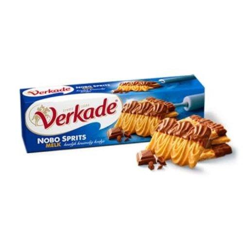 Verkade Verkade Nobo Milk Choc Sprits Cookies 7 oz