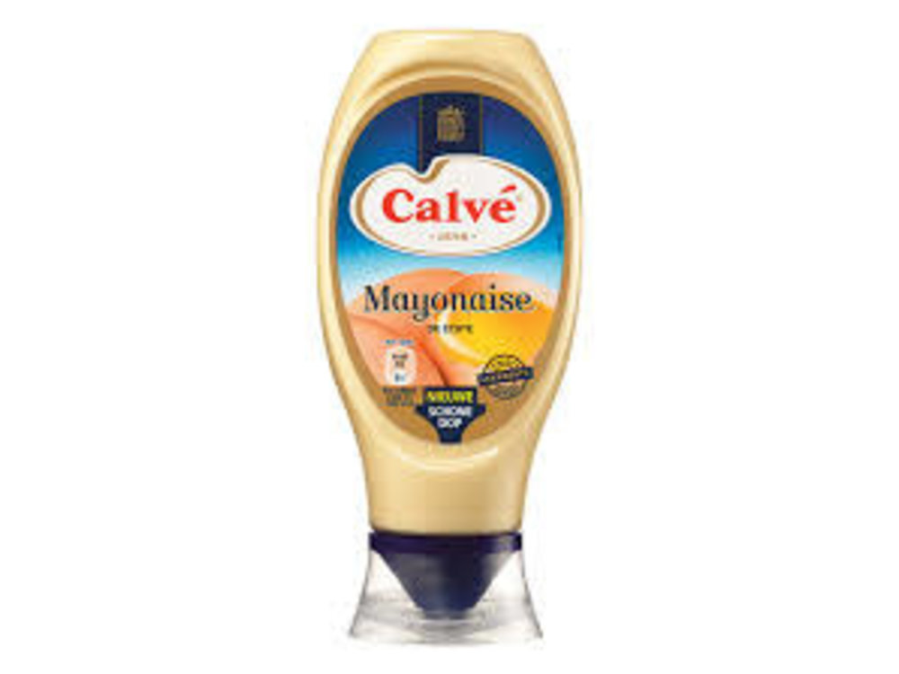 Calve Calve Mayonaise Jar 14.5 oz Plastic Bottle