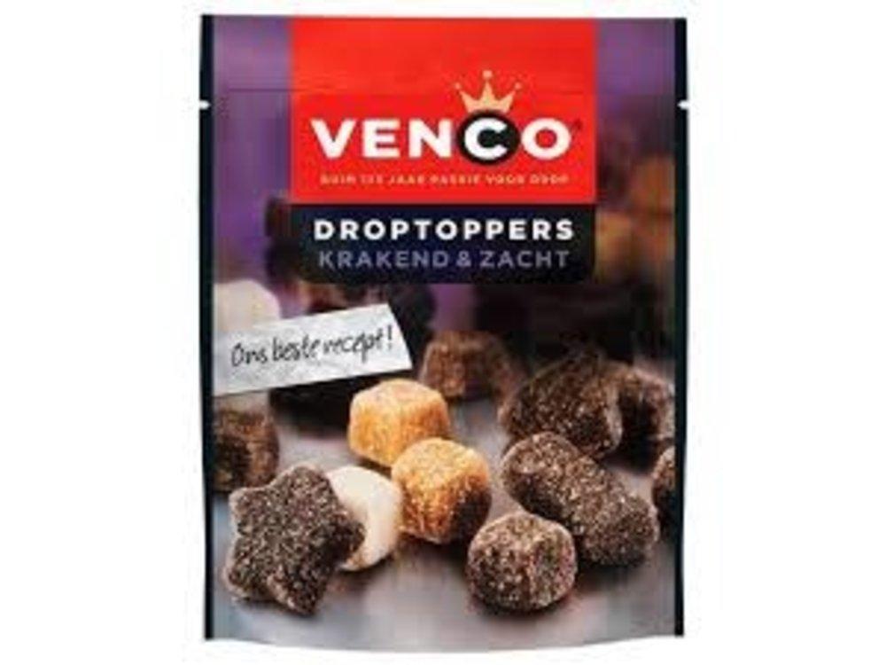 Venco Venco Droptopper Krakend & Zacht Mix 6.7 oz Bag - 232g