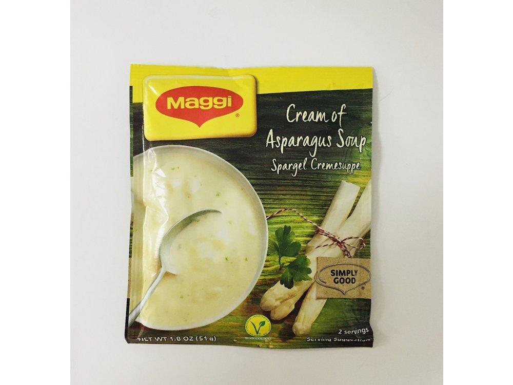 Maggi Maggi Cream of Asparagus Soup Mix