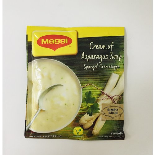 Maggi Maggi Cream of Asparagus Soup Mix