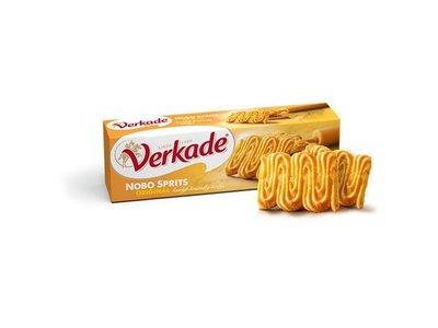 Verkade Verkade Nobo Sprits Cookies 7 oz DATED JULY 21