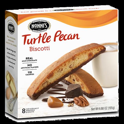 Nonnis Biscotti Nonnis Biscotti Turtle Pecan 6.88oz