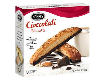 Nonnis Biscotti Nonnis Biscotti Cioccolari 6.88oz