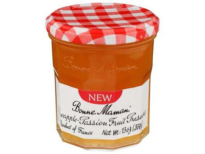 Bonne Maman Bonne Maman Pineapple Passion Preserve 13 oz