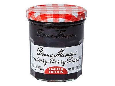 Bonne Maman Bonne Maman Cranberry Cherry Preserve 13 oz
