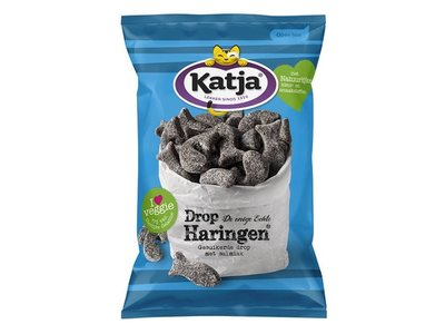 Katja Katja Licorice Herring 12.34 oz Bag