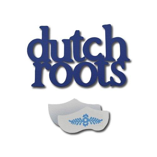 Roeda Studio Dutch Roots Magnet Blue