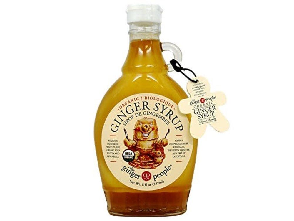 Ginger People GInger People Ginger Syrup 8 oz