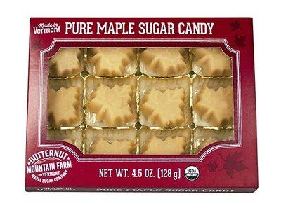 Butternut Mountain Farm Butternut Mountain Farm Pure Maple Sugar Candy 4.5 oz Box