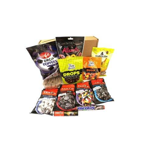 Gift Basket Dutch Licorice Assortment