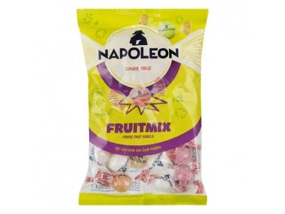 Napoleon Napoleon Fruit Mix Sour Balls 5.3 oz
