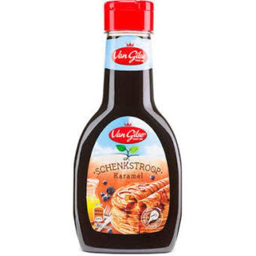 Van Gilse Van Gilse Caramel Pancake Syrup 14 oz