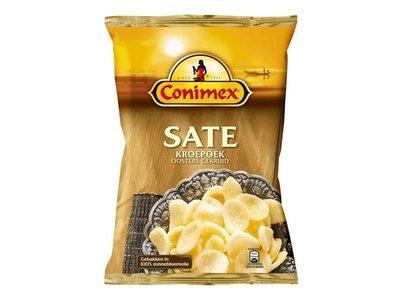 Conimex Conimex Kroepoek Sate Flavored 2.5 oz DATED 9 11 21