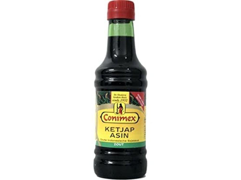 Conimex Conimex Ketjap Asin Salty Soy Sauce 8 Oz Bottle