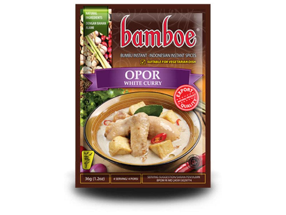 Bamboe Bamboe Opor Spices for White Curry1.2oz