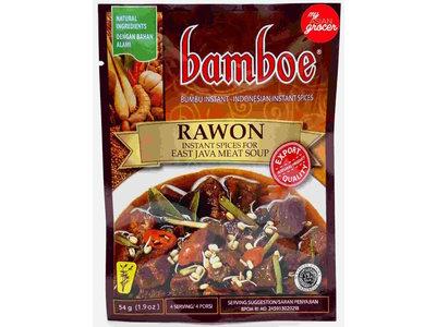 Bamboe Bamboe Rawon Javanese Black Soup Mix 1.9 oz