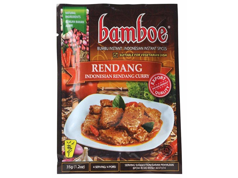 Bamboe Bamboe Rendang Curry Spices 1.2 oz