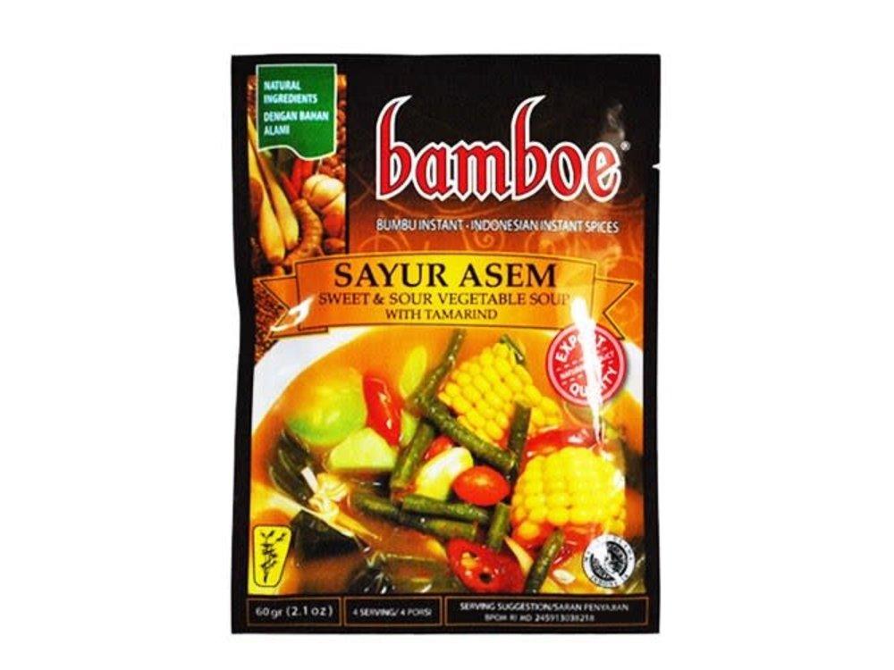Bamboe Bamboe Sayur Asem Sweet n Sour Soup 2.1 oz