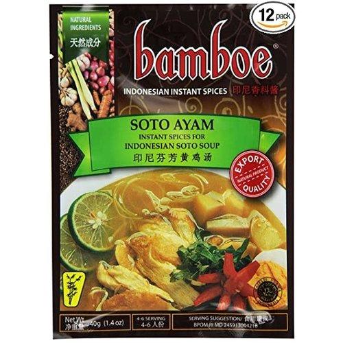 Bamboe Bamboe Soto Ayam Indonesian soup 1.4 oz