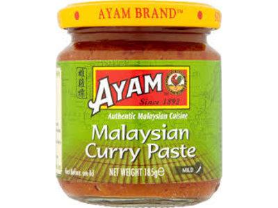 Ayam Ayam Malaysian Curry Paste 6.5 oz