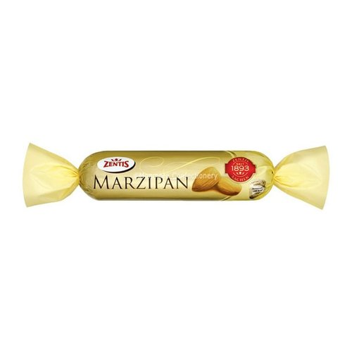 Zentis Zentis Marzipan Chocolate Covered Bars 7 Oz DATED APR 30 2021