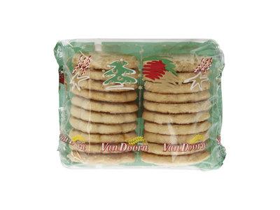 Van Doorn Van Doorn Sugar Wreath cookies 7 oz
