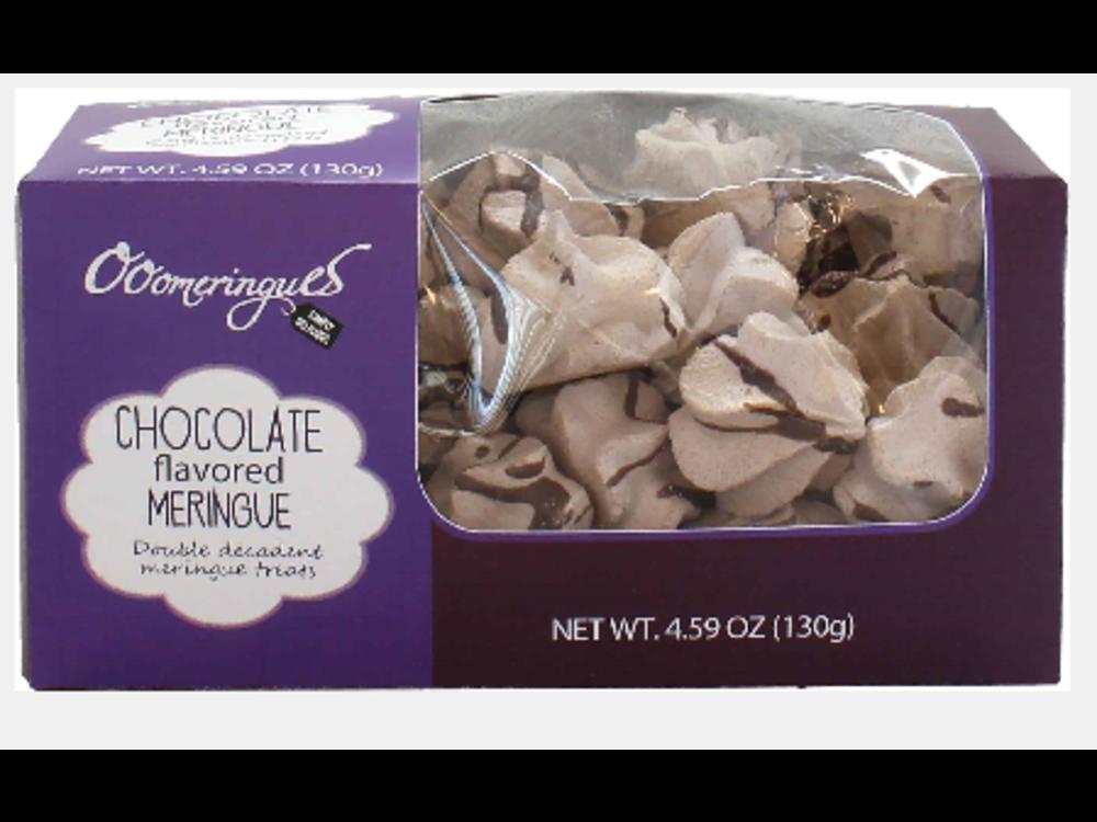 Jeurgens Jeurgens Chocolate Flavored Meringues Box 4.59 oz