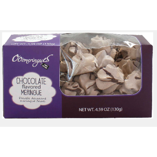 Jeurgens Jeurgens Chocolate Flavored Meringues Box 4.59 oz