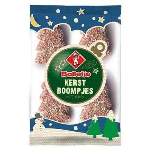 Bolletje Bolletje Christmas Tree Cookies 5.3 oz