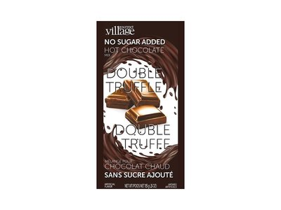 GDV No Sugar Double Chocolate 4 pack cocoa