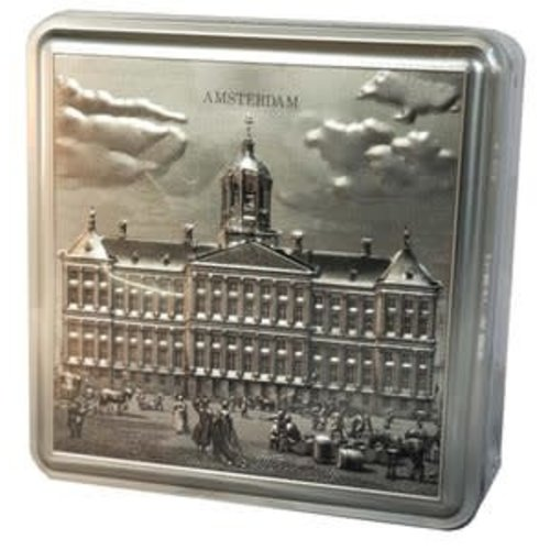 KM Amsterdam Palace Tin 13.9 oz Choc Bon Bons