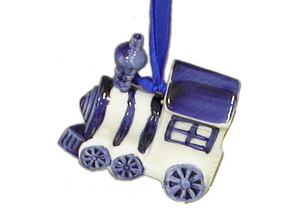 """Delft Ornament Train 2.5"""""""