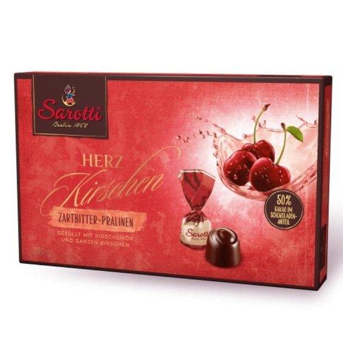Sarotti Sarotti Dark Chocolate Covered Cherries 8.8 oz