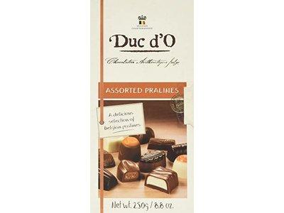 Duc d'O Duc d'O Assorted Pralines 8.8 oz Box