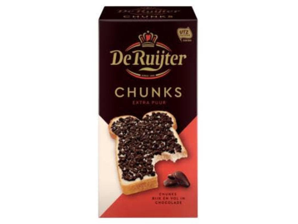 De Ruijter De Ruijter Extra Dark Chunks 7 Oz