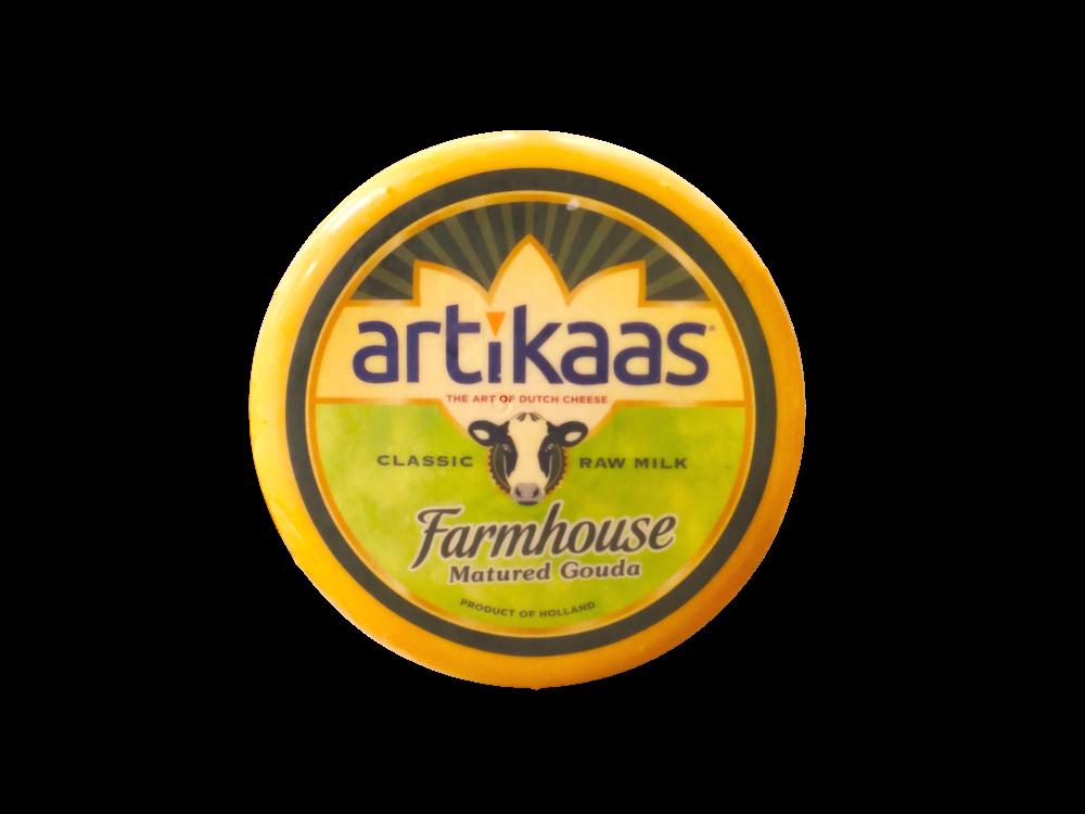 Artikaas Artikaas Boorenkaas - raw mild Farmers Cheese