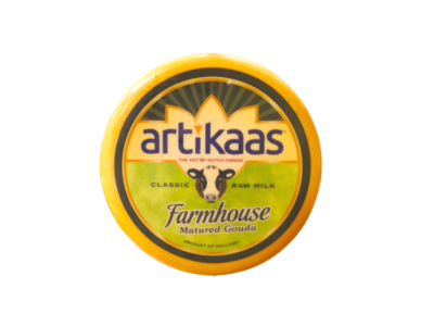 Artikaas Artikaas Boorenkaas - raw mild Farmers Cheese