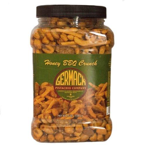Germack Germack Honey BBQ Crunch mix 19 oz jar