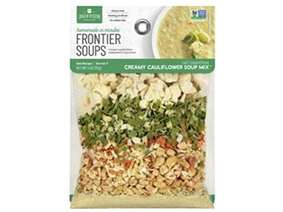 Frontier Soups Frontier Coastline Creamy Cauliflower Soup Mix 4 oz