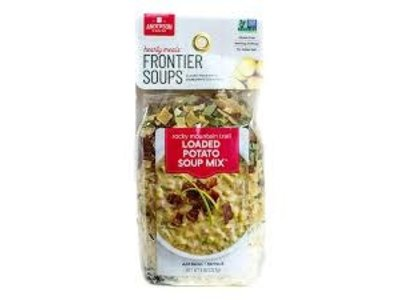 Frontier Soups Frontier Rocky Mountian Trail  Loaded Potato Soup Mix